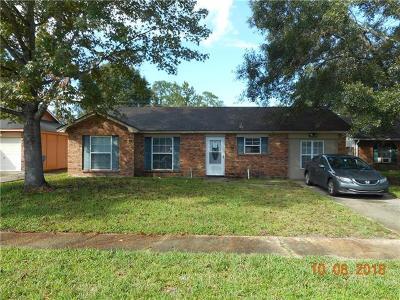 Slidell Single Family Home For Sale: 612 Lenwood Drive