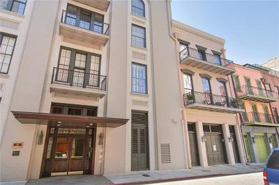 New Orleans Condo For Sale: 416 Common Street #9