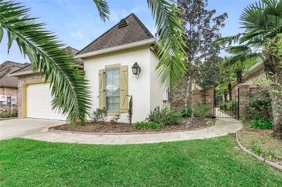 Covington Single Family Home For Sale: 218 Lourdes Lane