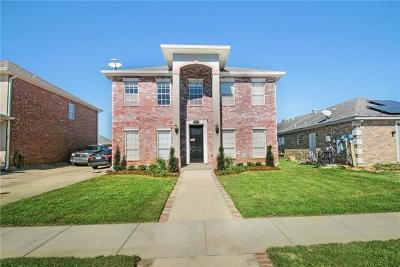 Mereaux, Meraux Single Family Home For Sale: 3540 Van Cleave Drive