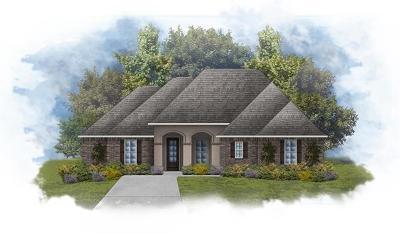 Slidell Single Family Home For Sale: 400 Forest Glen Avenue
