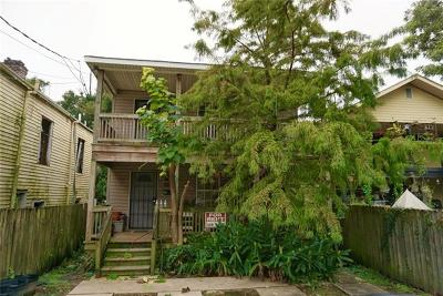 New Orleans Multi Family Home For Sale: 8822 Apple Street