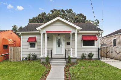 New Orleans Single Family Home For Sale: 4809 St Anthony Street