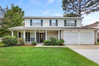 Covington Single Family Home For Sale: 100 Saint George Circle