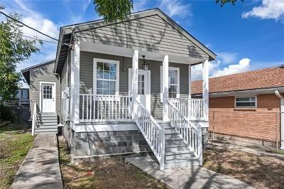 New Orleans Multi Family Home For Sale: 2517 Law Street