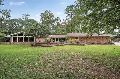 Single Family Home For Sale: 212 Oak Lane
