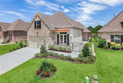 Slidell Single Family Home For Sale: 338 Nicklaus Drive