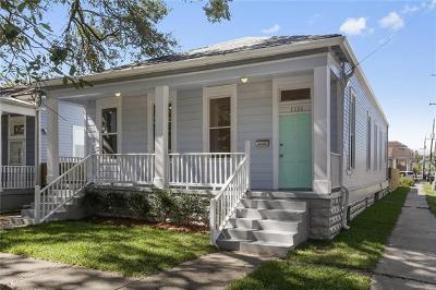 New Orleans Single Family Home For Sale: 1131 N Dorgenois Street