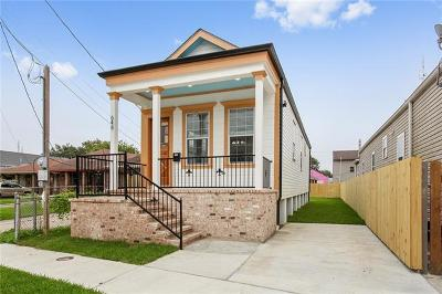 New Orleans Single Family Home For Sale: 648 S Gayoso Street