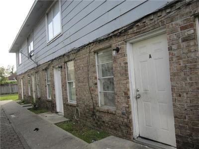Harvey Multi Family Home For Sale: 2828 Destrehan Avenue