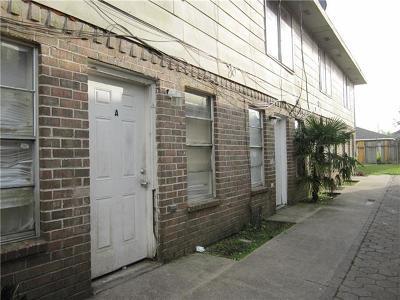 Harvey Multi Family Home For Sale: 2832 Destrehan Avenue