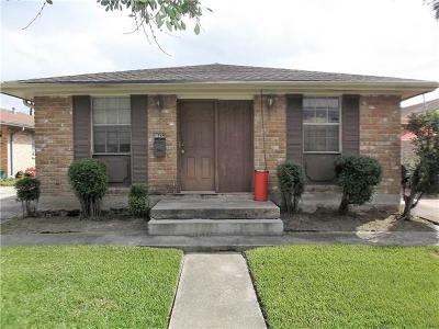 Metairie Multi Family Home For Sale: 1249-51 Carrollton Avenue