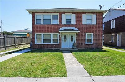 Multi Family Home For Sale: 5419 Elysian Fields Avenue