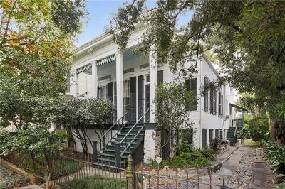 New Orleans Single Family Home For Sale: 919 Marengo Street