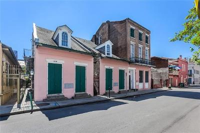 New Orleans Condo For Sale: 416 Burgundy Street #3