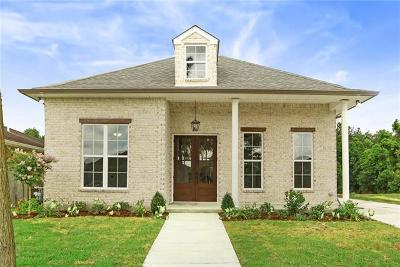Mereaux, Meraux Single Family Home For Sale: 3504 Bradbury Drive