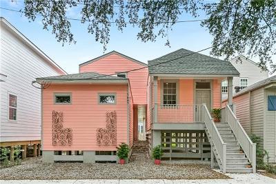 Single Family Home For Sale: 1647 N Dorgenois Street