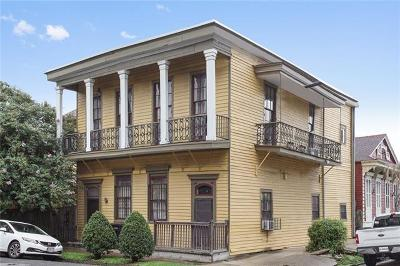 New Orleans Multi Family Home For Sale: 2001 St. Philip Street
