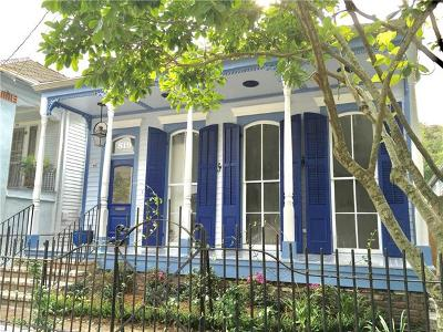 Single Family Home For Sale: 819 Leontine Street