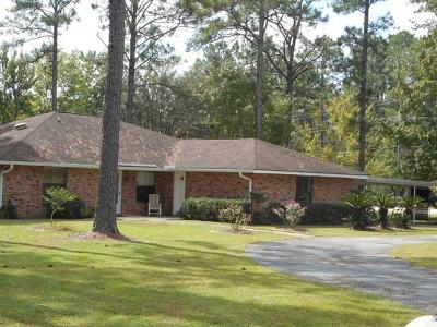 Slidell Single Family Home For Sale: 206 Tiara Drive