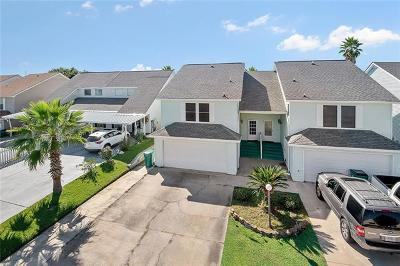 Slidell Townhouse For Sale: 398 Marina Drive