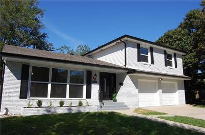 Gretna Single Family Home For Sale: 400 Westmeade Drive