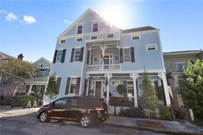 Single Family Home For Sale: 1424 Thalia Street