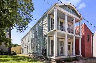 New Orleans Multi Family Home For Sale: 1428 Terpsichore Street