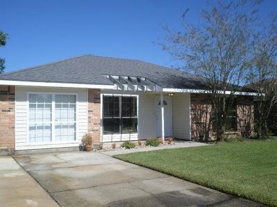 Slidell Single Family Home For Sale: 2011 Wellington Lane