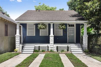 New Orleans Single Family Home For Sale: 825 Pacific Avenue