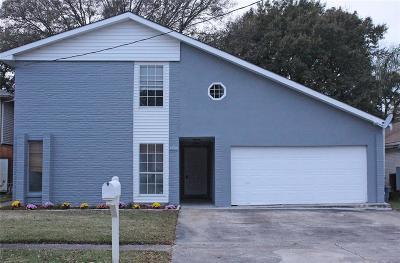 Single Family Home For Sale: 4504 Barnett Street