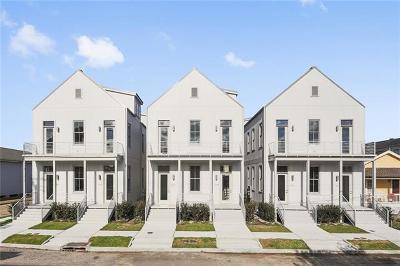 New Orleans Condo For Sale: 639 Philip Street #639