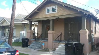 New Orleans Multi Family Home For Sale: 2509 Ap Tureaud Avenue