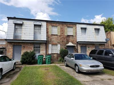 Metairie Multi Family Home For Sale: 2120 Richland Avenue