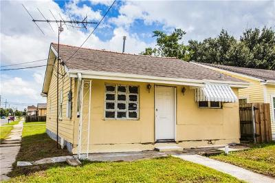 New Orleans Single Family Home For Sale: 6341 Franklin Avenue