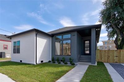 New Orleans Single Family Home For Sale: 3446 Magnolia Street