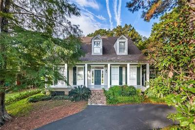 Covington Single Family Home For Sale: 5 Laurelwood Drive