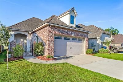 Madisonville LA Single Family Home For Sale: $314,900