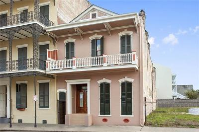 New Orleans Condo For Sale: 528 N Rampart Street #2