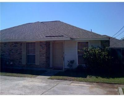 Slidell Rental For Rent: 170 Parkway North Drive