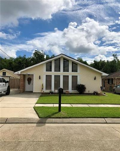 Mereaux, Meraux Single Family Home For Sale: 2501 Judy Drive