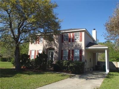 Slidell Single Family Home For Sale: 106 W Port Court