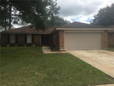 Slidell Single Family Home For Sale: 112 Rooks Drive