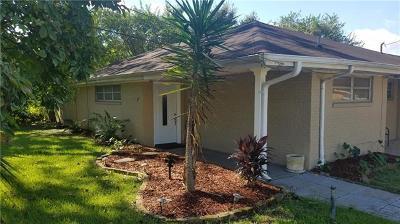Marrero Single Family Home For Sale: 800 Avenue E Street
