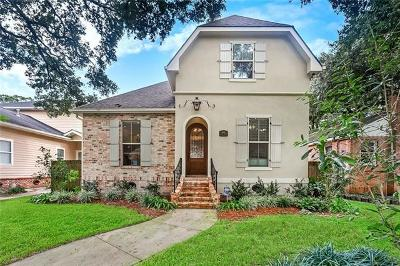 New Orleans Single Family Home For Sale: 6931 Catina Street