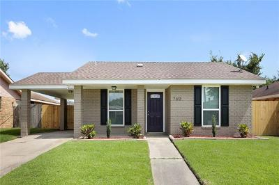 Single Family Home For Sale: 7613 Tricia Court