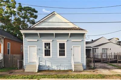 Multi Family Home For Sale: 2604 Orleans Avenue