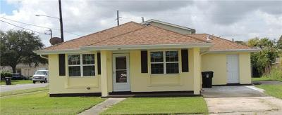 Single Family Home For Sale: 7500 Hickman St. Street