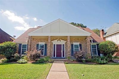 Single Family Home For Sale: 47 Park Timbers Drive