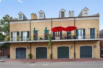 French Quarter Multi Family Home For Sale: 505 Burgundy Street #505